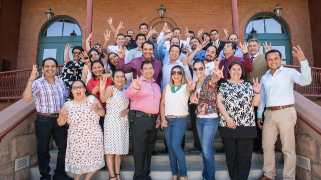 ASU Students in Mexico